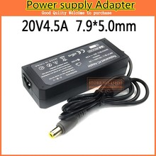 AC Adapter 20V 4.5A 90W 7.9x5.0mm Power Supply Battery Charger for IBM For Lenovo for Thinkpad X61 T61 R61 92P 40Y High Quality