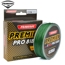 100M 8 stands PE Fishing Line Red/Green/Grey/Yellow/Blue 8 Weaves Braided Line Available 10LB-120LB PE Line Package
