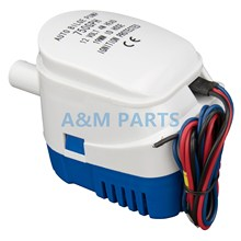12V 750GPH Automatic Bilge Pump Marine Boat RV Auto Submersible Water Pump(China)