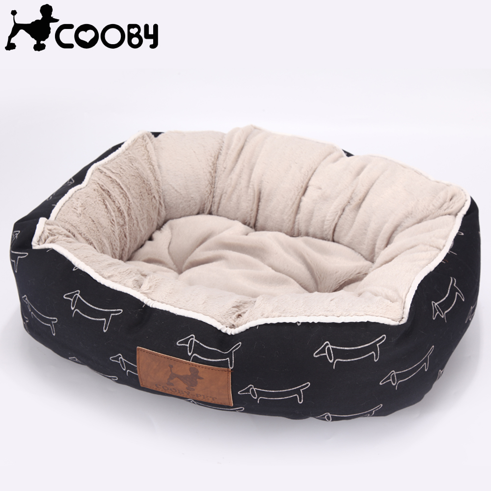 [COOBY]pets products for puppies pet bed for animals dog beds for large dogs cat house dog bed mat cat sofa supplies py0103(China)