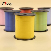 Buy 1PC/250Yard Colorful Balloon Ribbons Foil Curling Balloons Ribbon DIY Birthday Wedding Party Decoration Ribbon Supplies for $2.82 in AliExpress store