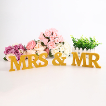 Goldren Letter Numbers Tables Mr & Mrs Wedding Party Direction Signs Glitter Wedding Party Top Table Decoration Photography