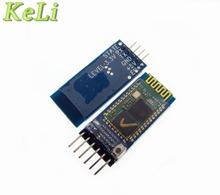 Tiegouli 1pcs/lot HC-05 HC 05 RF Wireless Bluetooth Transceiver Slave Module RS232 / TTL to UART converter and adapter(China)