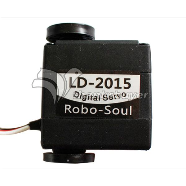 LD-2015 High Torque Metal Gear Digital Robo-Soul Servo Two-axis Servo For Android Robot DIY High Quality<br><br>Aliexpress