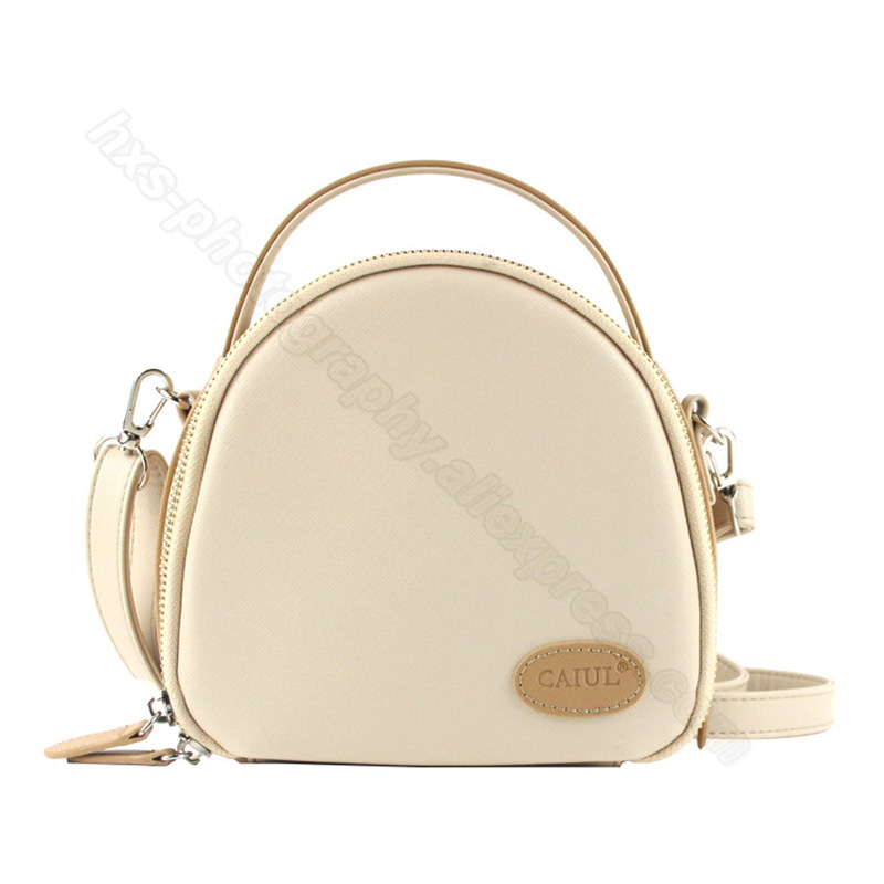 shell bag white