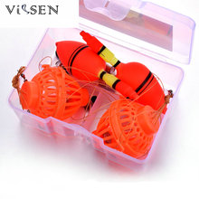 Vissen 9# Carp Fishing Hooks Sea Monster with Lead Sinker Carbon Steel Strong Explosion Hooks Fishing Tackle Equipment