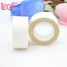 LOOF wholesale 200roll Double sided glue tape 2cm*3m for toupee/skin/wig and PU hair extension in adhesive tapes(China)