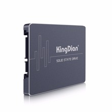 KingDian SSD 120GB 128GB Internal Solid State Hard Drive Disk for PC Desktop Laptop TLC flash (S280 120GB)(China)