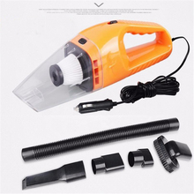 Auto Accessories Portable 5M 120W 12V Car Vacuum Cleaner Handheld Mini Super Suction Wet And Dry Dual Use Vaccum Cleaner @tr(China)
