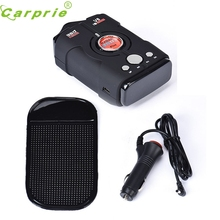 CARPRIE Super drop ship 360 Degree Detection Voice Alert Car Anti Radar Detector For Car Speed Limited Mar712(China)