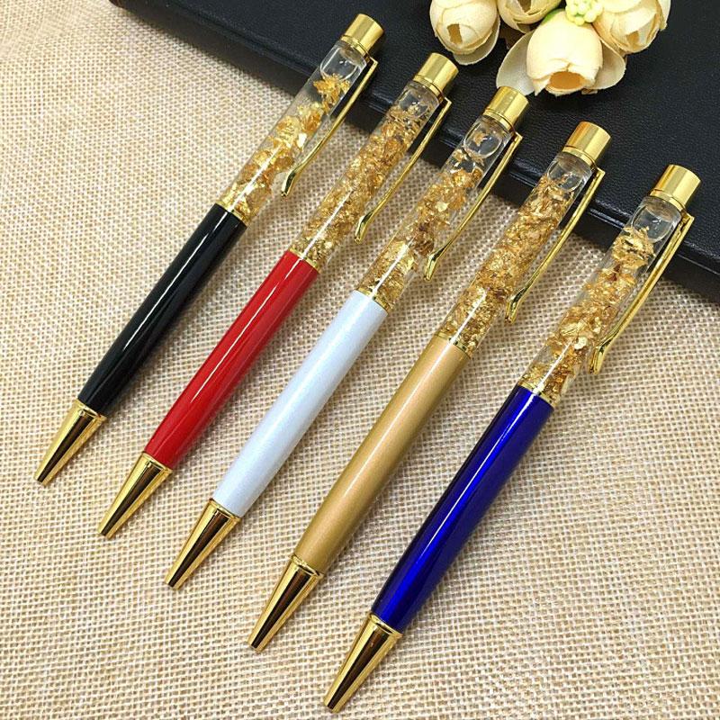 Подарок золотые ручки 8