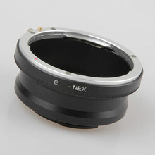 Material Adapter Ring Lens Through The Fuselage Adapter Ring FOR EOS - NEX Canon EF TO SONY NEX3 NEX5