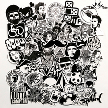 60mixed graffiti jdm stickers waterproof home decor Doodle laptop motorcycle bike travel case decal Car accessories car sticker(China)