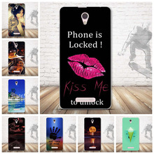New For Lenovo A5000 Cartoon Fastion Painted Soft Silicon TPU Back Cover Case For Lenovo A5000 A 5000 Phone Case