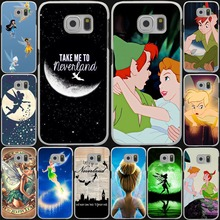 Tinkerbell Tinker Bell Terence White Case for Samsung Galaxy A3 A5 A7 A8 J3 J5 J7 2015 2016 2017 & Grand Prime 2 Note 4 3 Cover