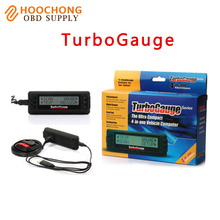 Turbogauge IV The ultra compact 4 in 1 Vehicle Computer OBDII/EOBD car trip computer Digital Gauges scan gauge car scan tool(China)