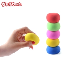 DoDoLu Retail 20g 25 colors Fimo Polymer Clay Air Dry Playdough Light Soft Modeling Clay Jumping DIY Plasticine Educational Toy(China)