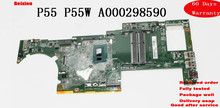Mainboard A000298590 For Toshiba P55 P55W DA0BLSMB8E0 With I5 CPU Series Laptop Motherboard 100% Work Perfect(China)