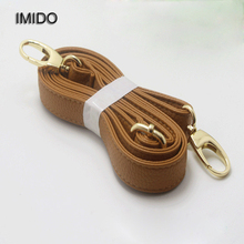 IMIDO Adjustable Strap for bags women Replacement Shoulder Straps Bag Belt pu Leather Shop online handbags Accessories STP015(China)