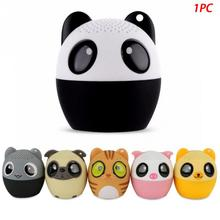 Bluetooth USB Speaker Remoto Mini Recarregável Sem Fio do Animal de Estimação Animal(China)
