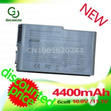 Golooloo 4400mAh 6 cells battery  for  DELL Inspiron 500m 510m 600m Latitude 500m 600m D500 D505 D510 D510 D520 D530 D600 D610