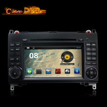 Android 5.1.1 1024*600 Auto Car GPS for Mercedes Benz DVD Player Quad Core WIFI 3G Bluetooth TV 7 Inch 2017 New Sales