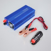 For DC 24V To AC 220V 1000W USB Car Mobile Power Inverter [CP432](China)
