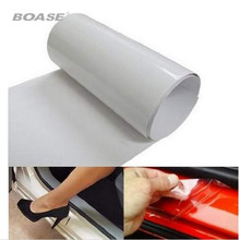 Rhino Skin Car Bumper Hood Paint Protection Film Vinyl Clear Transparence film High Strength Anti Scratch Car-Styling(China)