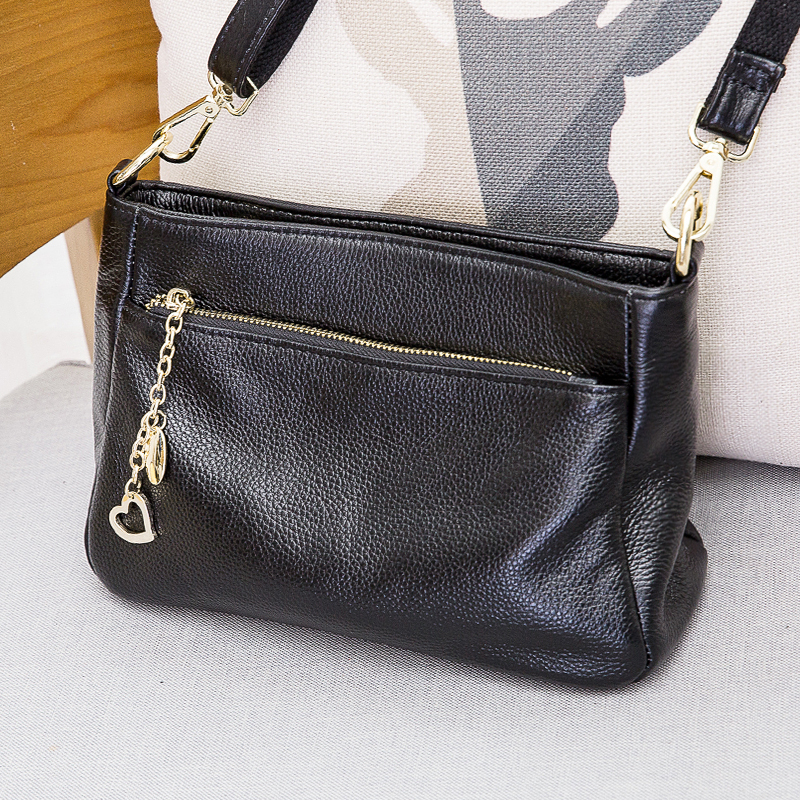 Meigardass New style Fashion Women Bags Natural Genuine Leather Women Messenger Bags Shoulder Bags Casual Crossbody Bags #280-L<br>