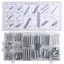 200PCS/set Practical Metal Tension/Compresion Springs Assortment In 20 Sizes #G205M# Best Quality