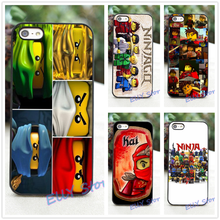 lego ninjago kai 8 fashion cover case iphone 4 4S 5 5S 5C SE 6 plus 6s 7 - EllY Store store