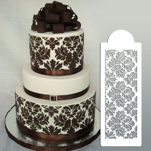 Wedding Cake Stencil,Cake Border Kitchen AccessoriesDecoration,Cake Border Stencils,Stencils for Wall Wedding cake stencilST-204