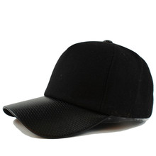 Fashion Wool Women Men Outdoor Warm Baseball Cap Fitted Hat Gorras 5 Panel Winter Hip Hop Snapback Hats(China)