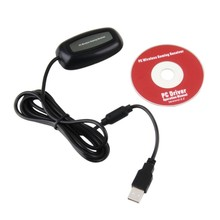 Wireless PC USB Receiver for Xbox 360 Adapter Gaming PC Receiver for Windows 7/8 for xbox 360 Game Controller Accessories