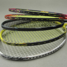 VTZFII VOLTRIC Z FORCE 2 badminton racket racquet de badminton with string overgrip rackets
