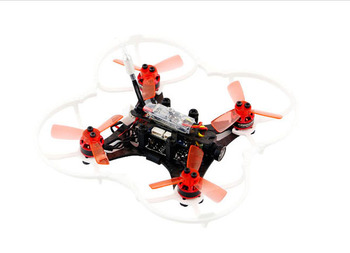 Kingkong Mini RC Racing Quadcopter 90GT ARTF with Micro F3 Flight Controller, motors, ESCs, Propellers, FPV Transmitter, Camera