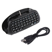 Wireless Bluetooth Keyboard Accessory Adapter for Sony PS4 Controller Wholesale