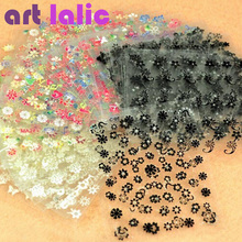 10 Pcs Sheets Nail Art Transfer Stickers 3D Design Manicure Tips Decal Decorations high quality hot selling