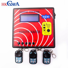 HKCYSEA HKCYSEA Computer Car Door Remote Control Key Copy Machine Digital Counter Remote Master With 4pcs Fixed Code Keys