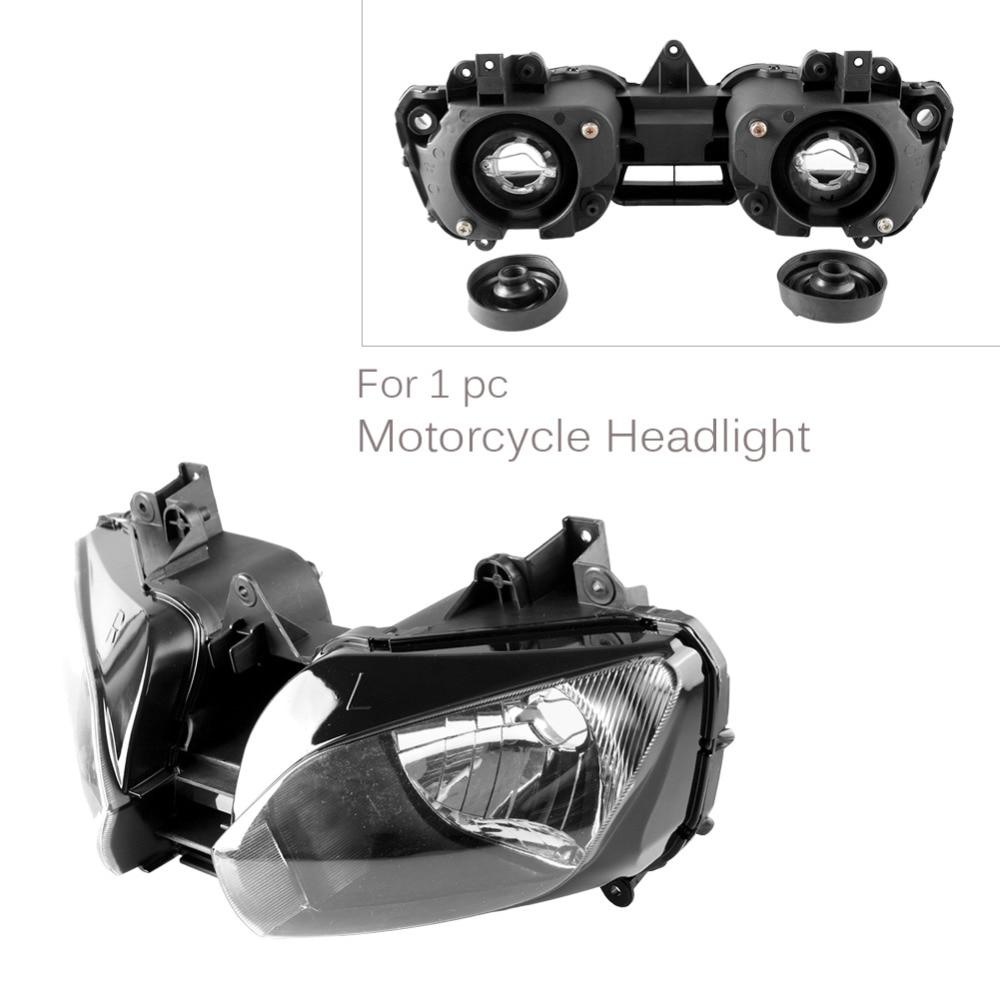 Motorcycle Headlights Lights Headlamps Mount Bracket For Yamaha YZF-R6 1999-2002