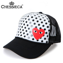 CHESSIECA Men's And Women's Spring Tide Lovers Hip-Hop TOBFYS Hat Truck Net Hat Baseball Cap Tampas Snapback Casquette Polo
