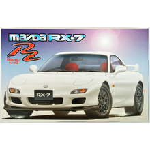 Fujimi 03513# ID-93 1/24 Scale Model Car Kit RX-7 FD3S RZ 2000 1/24 scale kit  1:24 Scale KIT plastic model kit model hobby
