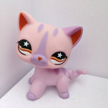 Pet Shop Animal Doll LPS Figure Child Toy Gril Short Hair Cat  DWA273