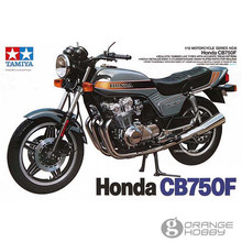 OrangeHobby Tamiya 14006 1/12 CB750F Scale Assembly Motorcycle Model Building Kits