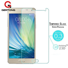 GerTong Screen Protector Tempered Glass Film For Samsung Galaxy J5 J7 J1 2016 S6 S5 S4 S3 Grand Prime G530 Grand Duos Note 5 4 3