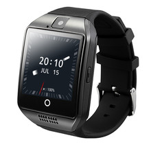 Sale Smart watch Q18 Plus MTK6572A RAM 512 ROM 4G Support 3G SIM Gravity Induction GPS AGPS WIFI Life Waterproof Bluetooth 4.0
