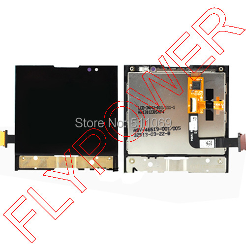 for BlackBerry Porsche 9981 P9981 Display LCD Screen with touch digitizer screen assembly 001 version by free shipping <br><br>Aliexpress