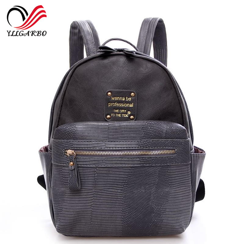 Book Bags For Students School Backpack For Teenagers Girls Messenger Shoulder Bags Women Backpack High Quality PU Leather Bag<br><br>Aliexpress