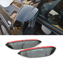 Buy 2016 Car Styling Carbon Rearview Mirror Rain Blades Car Back Mirror Eyebrow Rain Cover Protector HONDA HRV VEZEL 2015-2016 for $9.84 in AliExpress store