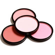 Style 6 Colors Blush Makeup Cosmetic Natural Pressed Blusher Powder Palette Charming Cheek Color Make Up Face Blush 2017 New